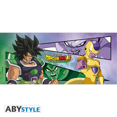 Mug Dragon Ball Super - Broly vs Freezer-Very Bad Geek