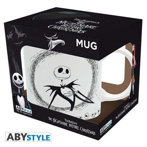 Mug L'Etrange Noël de Monsieur Jack - Jack Skellington-Very Bad Geek