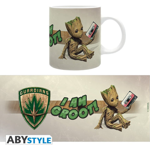 "Mug Les Gardiens de la Galaxie ""I Am Groot""-Very Bad Geek"