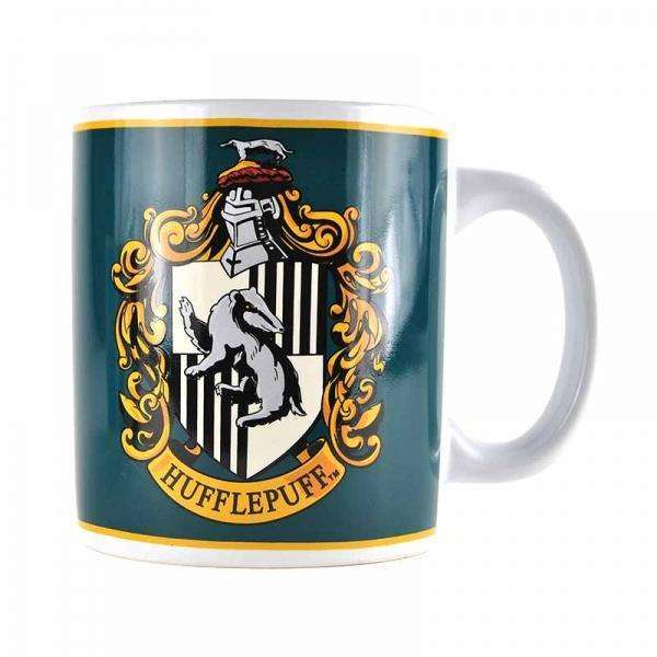 "Mug Harry Potter ""Poufsouffle / Hufflepuff"""