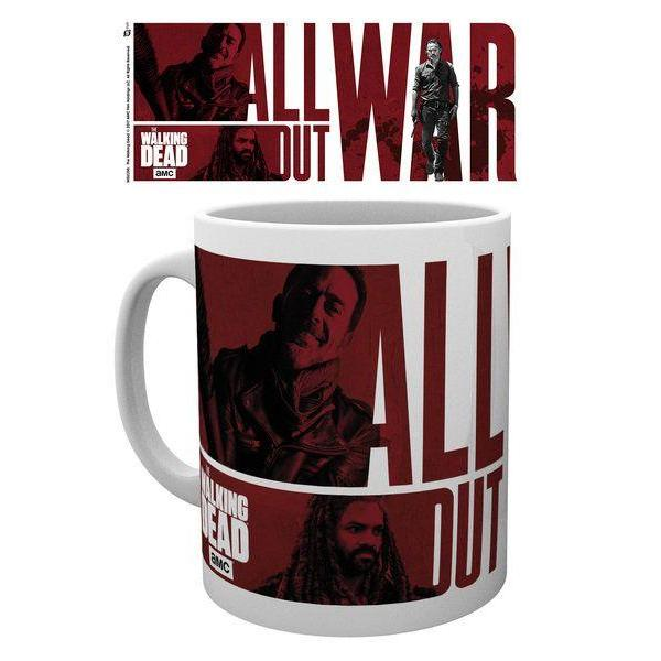 "Mug The Walking Dead ""All Out War"""