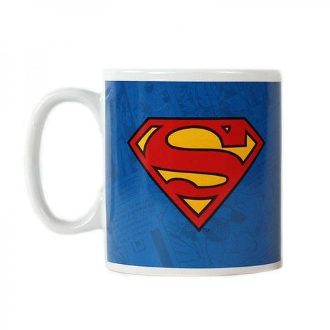 Mug Thermo-Réactif DC Superman