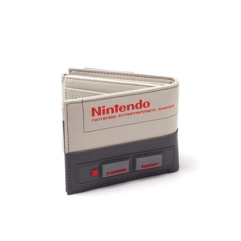 "Portefeuille Nintendo NES ""console""-Very Bad Geek"