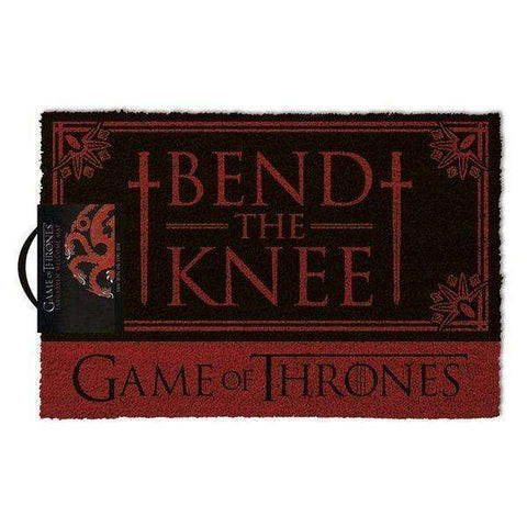 "Paillasson Targaryen ""Bend the Knee"" - Game of Thrones"