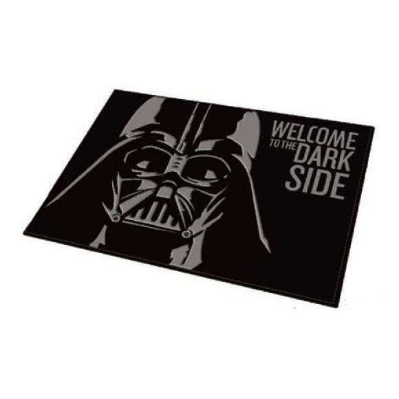 "Paillasson ""Welcome to the Dark Side"" Darth Vader - Star Wars"