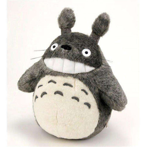 Peluche Gros Totoro souriant 28 cm - Studio Ghibli-Very Bad Geek
