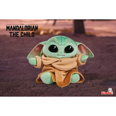 Peluche The Child 25 cm - The Mandalorian