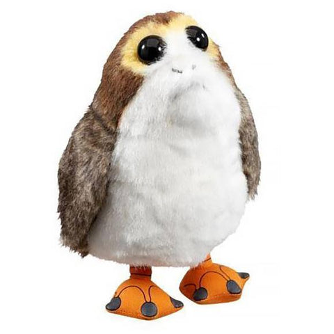 Peluche parlante Star Wars The Last Jedi - Porg