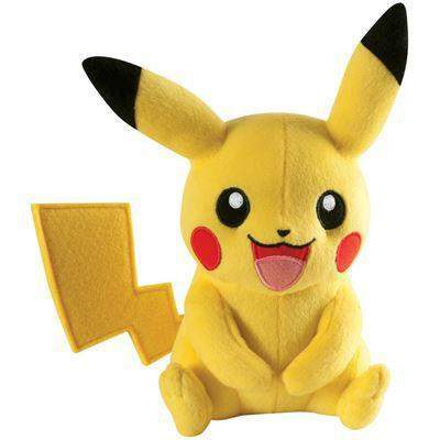 Peluche Pikachu 20cm Pokemon-Very Bad Geek