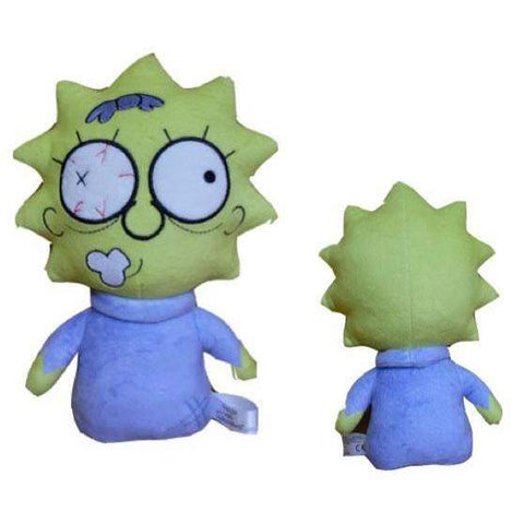 "Peluche Simpsons ""Maggie"" Phunny 18cm-Very Bad Geek"