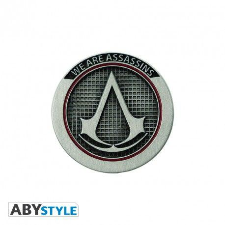 Pin's Assassin's Creed - Emblème-Very Bad Geek