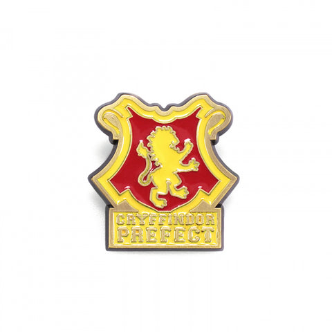 "Pin's Gryffondor ""Préfet"" metal - Harry Potter-Very Bad Geek"