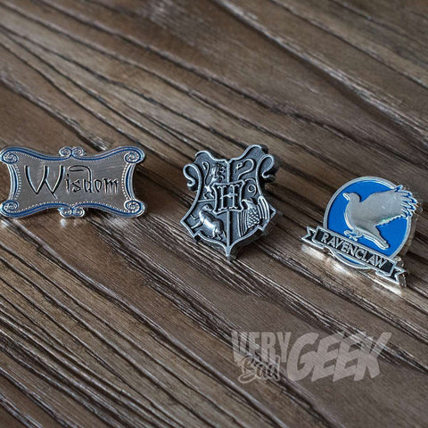 Pin's Harry Potter x3 - Serdaigle
