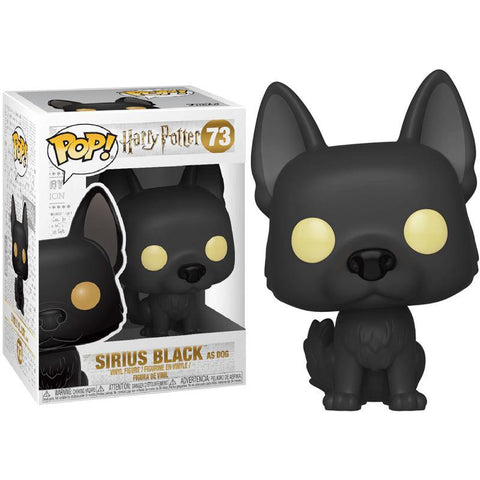 POP! Vinyl : Harry Potter - Sirius Black en chien
