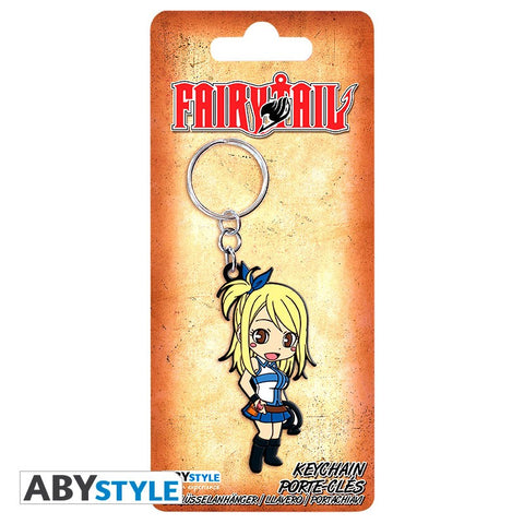 "Porte-clés Fairy Tail ""Lucy""-Very Bad Geek"