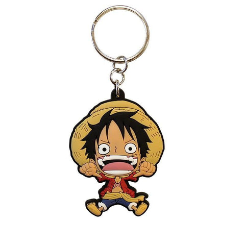 "Porte-clés One Piece ""Luffy"""