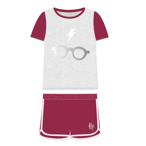 Pyjama court Harry Potter enfant