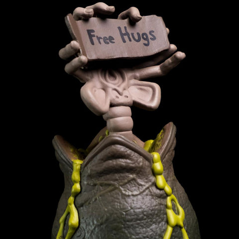 "Q-Fig Alien - Face Hugger ""Free Hugs""-Very Bad Geek"