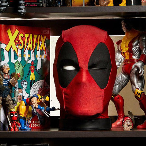 Tête de Deadpool interactive Hasbro - Marvel Legends