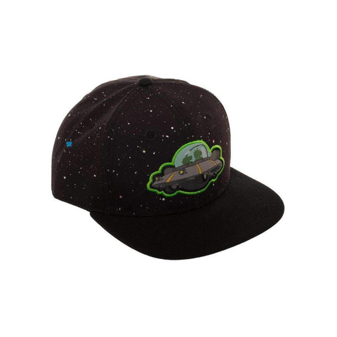 "Casquette Snapback Rick and Morty ""Spaceship""-Very Bad Geek"