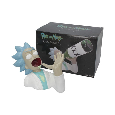 Porte-bouteille Rick et Morty-Very Bad Geek