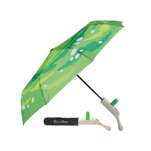 Parapluie Portal Gun - Rick et Morty-Very Bad Geek