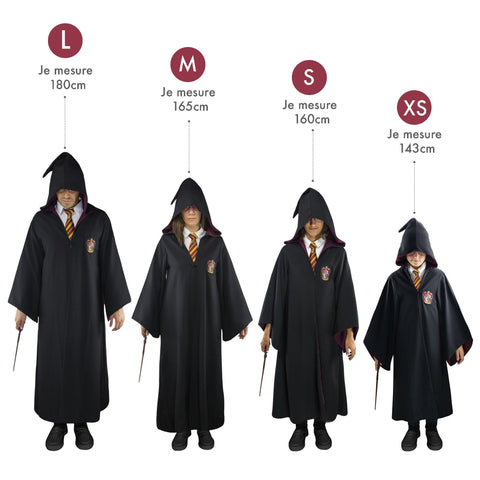"Robe de Sorcier ""Serdaigle"" - Harry Potter-Very Bad Geek"