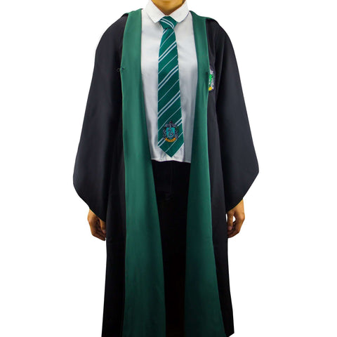 "Robe de Sorcier ""Serpentard"" - Harry Potter-Very Bad Geek"