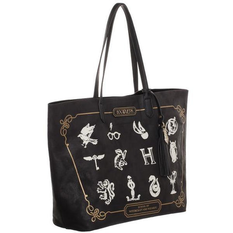 Sac à main Harry Potter Deluxe - Tote Bag Poudlard