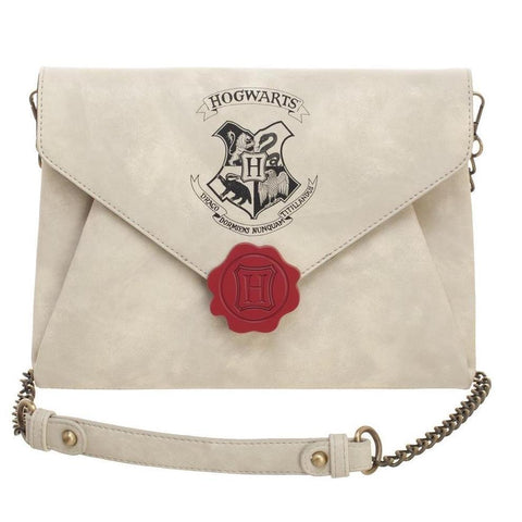 Sac à main Harry Potter Deluxe - Lettre de Poudlard