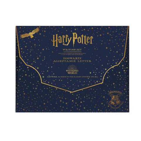 """Lettre d'acceptation à Poudlard"" Set de correspondance - Harry Potter-Very Bad Geek"