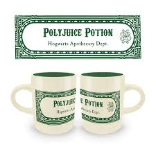 Set de 4 tasses espresso Potions - Harry Potter-Very Bad Geek