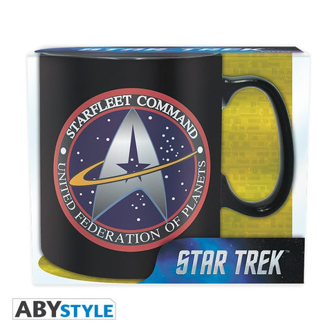 Mug Star Trek - Starfleet Command 460ml-Very Bad Geek