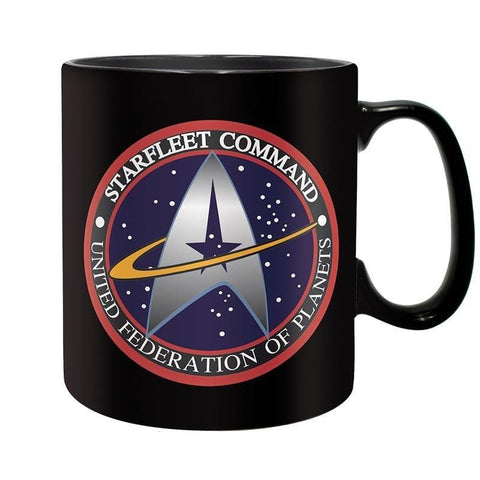 Mug Star Trek - Starfleet Command 460ml