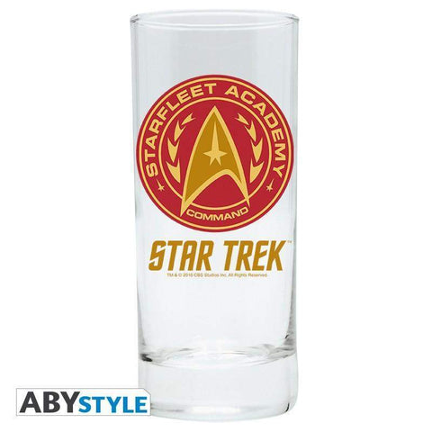 "Verre Star Trek ""Command"""