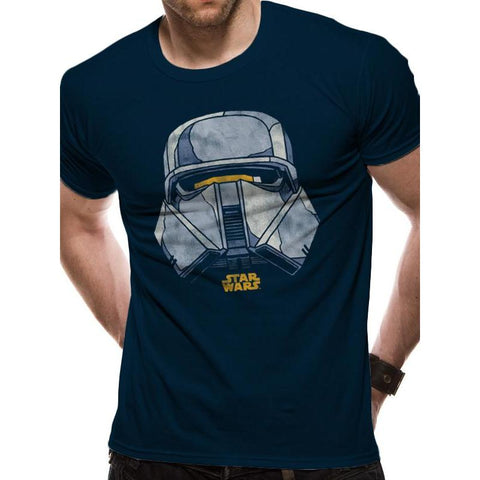 "T-Shirt Unisexe - Star Wars - Solo ""Ranger Trooper""-Very Bad Geek"