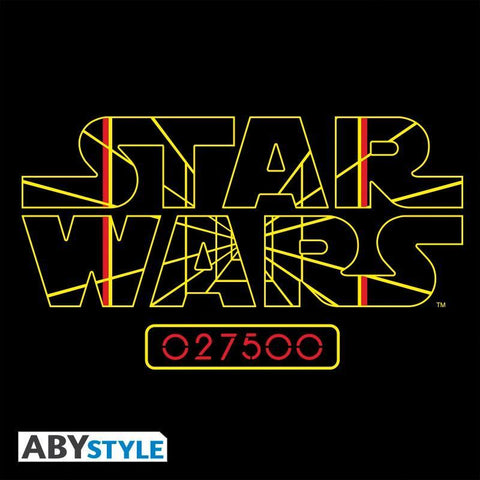 "T-Shirt Homme - Star Wars ""Logo Stay on Target"""