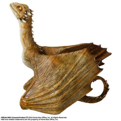 "Statuette Dragon ""Viserion"" - Game of Thrones"