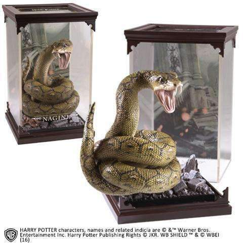Créatures Magiques - Nagini - Harry Potter-Very Bad Geek