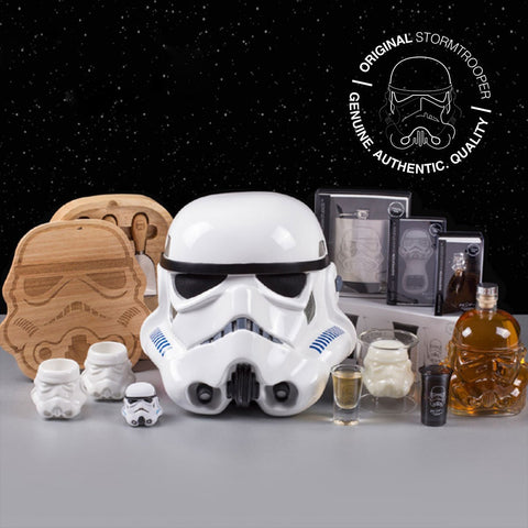 Verre Star Wars - Original Stormtrooper-Very Bad Geek