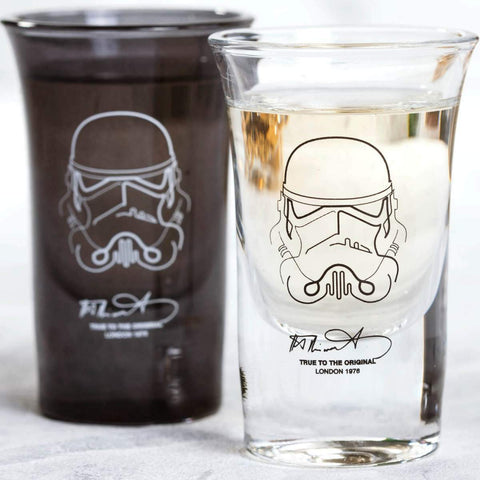 Verres Shooter Star Wars x4 - Original Stormtrooper