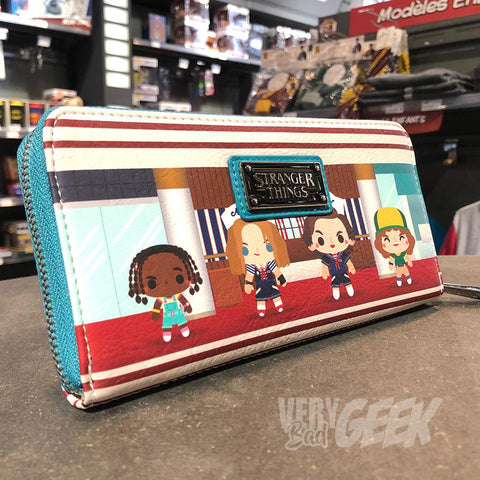 Portefeuille Stranger Things Deluxe - Starcourt