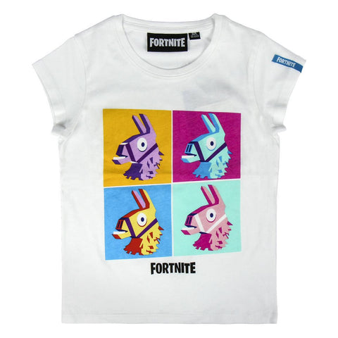 T-shirt Fortnite enfant - Lama