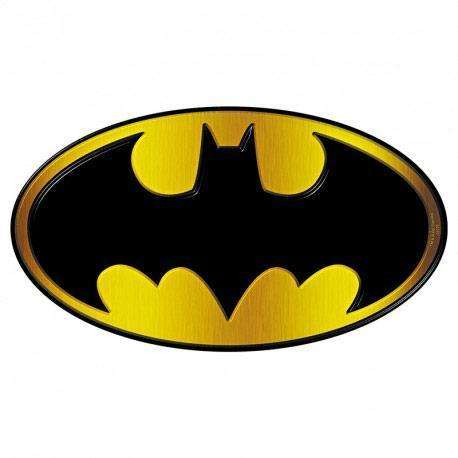 Tapis de souris DC Batman - Logo-Very Bad Geek