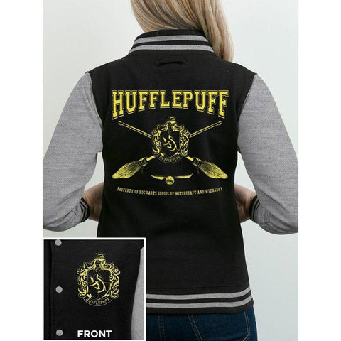 Veste Teddy Poufsouffle - Harry Potter