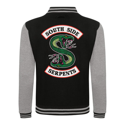 "Veste Teddy Riverdale ""South Side Serpents"""