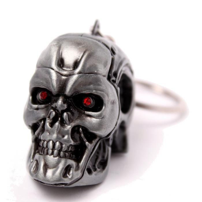 best selling cheap sale professional sale Porte-Clés 3D Terminator
