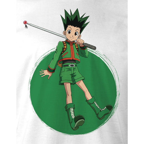 T-Shirt unisexe Hunter X Hunter - Gon-Very Bad Geek