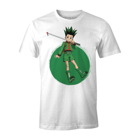 T-Shirt unisexe Hunter X Hunter - Gon