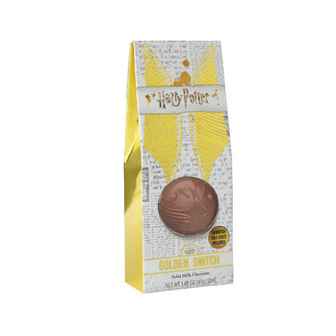 Vif d'Or en chocolat - Harry Potter-Very Bad Geek